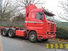 Для России уже готов новый тягач от Scania